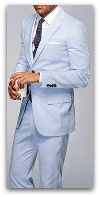 baby blue suit dress yy